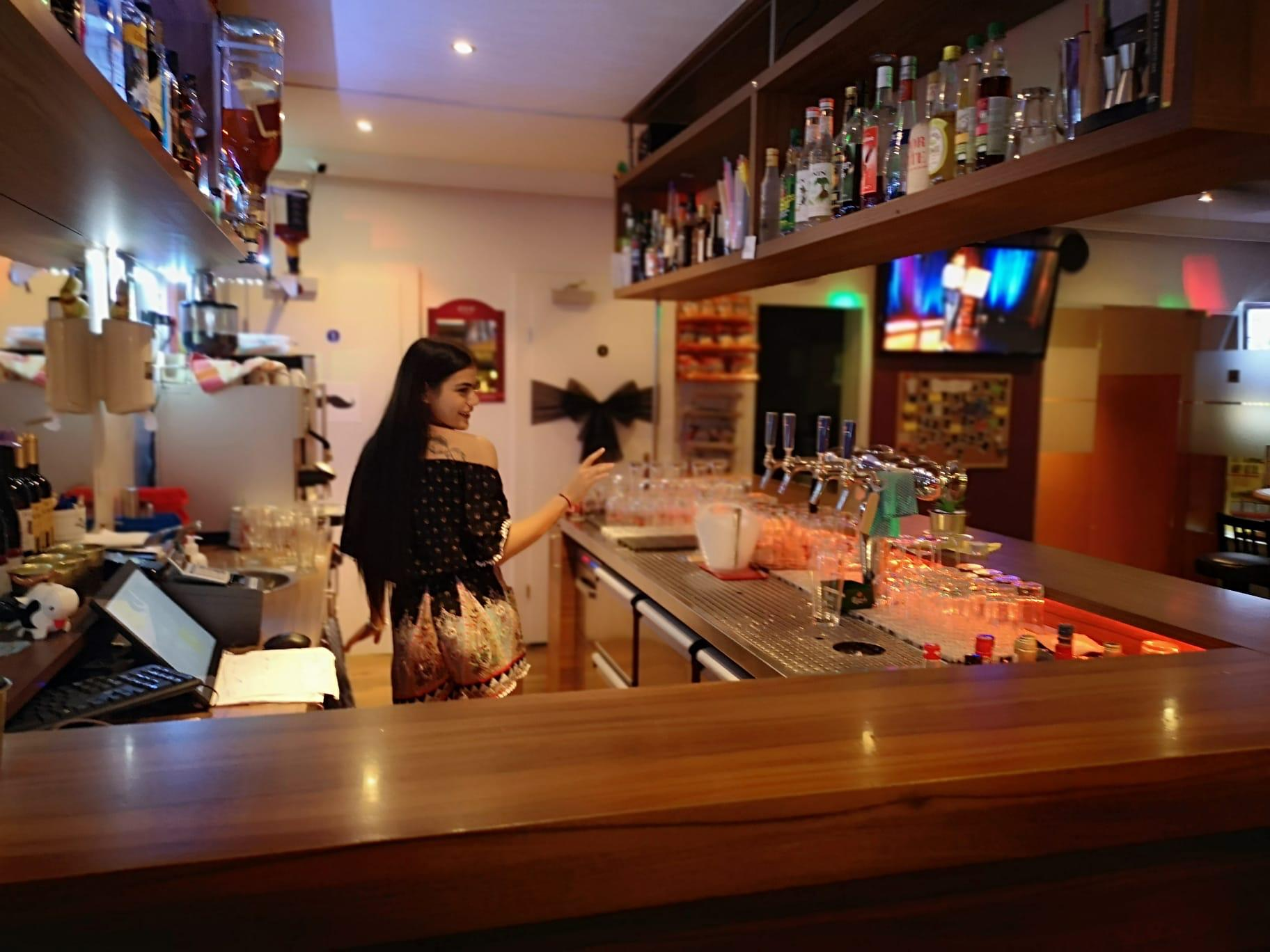 Porta d'Oro Bar mit Gülay